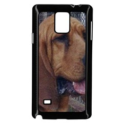 Bloodhound  Samsung Galaxy Note 4 Case (Black)