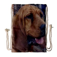 Bloodhound  Drawstring Bag (Large)