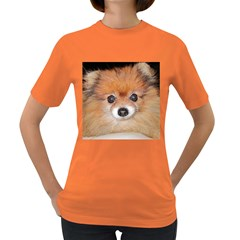 Pomeranian Women s Dark T-Shirt