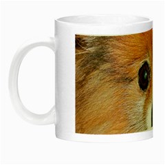 Pomeranian Night Luminous Mugs