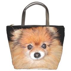 Pomeranian Bucket Bags