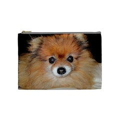 Pomeranian Cosmetic Bag (Medium)