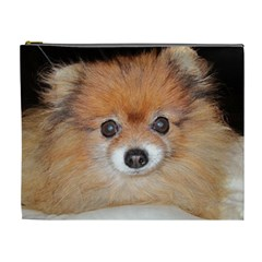 Pomeranian Cosmetic Bag (XL)
