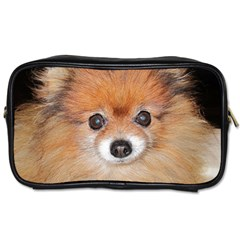 Pomeranian Toiletries Bags