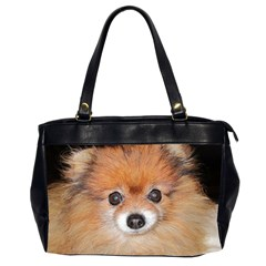 Pomeranian Office Handbags (2 Sides)