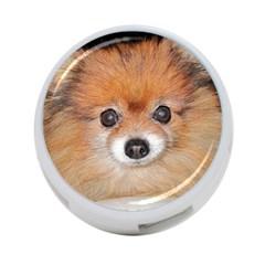 Pomeranian 4-Port USB Hub (One Side)