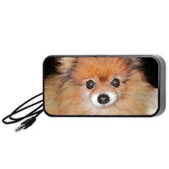 Pomeranian Portable Speaker (Black)