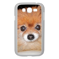 Pomeranian Samsung Galaxy Grand DUOS I9082 Case (White)