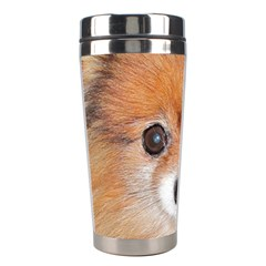 Pomeranian Stainless Steel Travel Tumblers