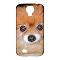 Pomeranian Samsung Galaxy S4 Classic Hardshell Case (PC+Silicone)