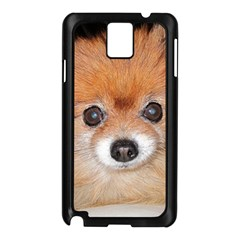 Pomeranian Samsung Galaxy Note 3 N9005 Case (Black)