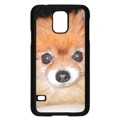 Pomeranian Samsung Galaxy S5 Case (Black)