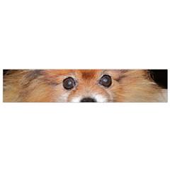 Pomeranian Flano Scarf (Small)