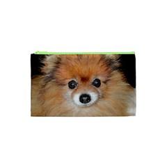 Pomeranian Cosmetic Bag (XS)