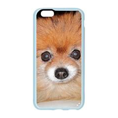 Pomeranian Apple Seamless iPhone 6/6S Case (Color)
