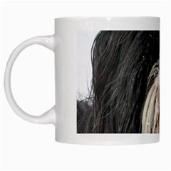 Tibet Terrier  White Mugs
