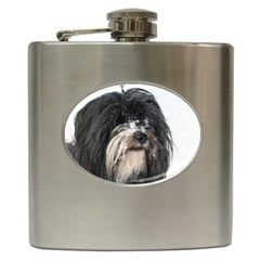 Tibet Terrier  Hip Flask (6 oz)