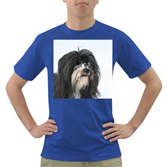 Tibet Terrier  Dark T-Shirt