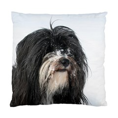 Tibet Terrier  Standard Cushion Case (Two Sides)