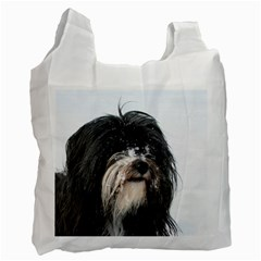 Tibet Terrier  Recycle Bag (Two Side)