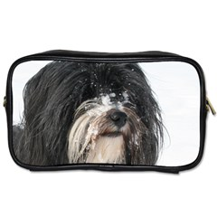 Tibet Terrier  Toiletries Bags 2-Side