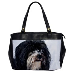 Tibet Terrier  Office Handbags