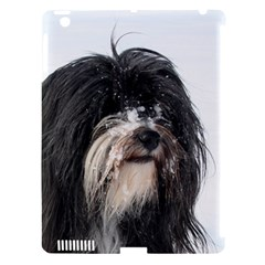 Tibet Terrier  Apple iPad 3/4 Hardshell Case (Compatible with Smart Cover)