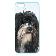 Tibet Terrier  Apple Seamless iPhone 5 Case (Color)