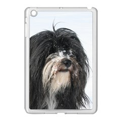 Tibet Terrier  Apple iPad Mini Case (White)