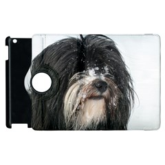 Tibet Terrier  Apple iPad 2 Flip 360 Case