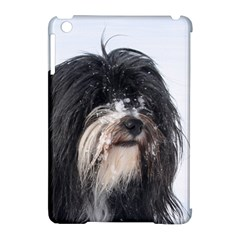 Tibet Terrier  Apple iPad Mini Hardshell Case (Compatible with Smart Cover)