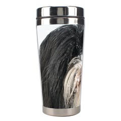 Tibet Terrier  Stainless Steel Travel Tumblers
