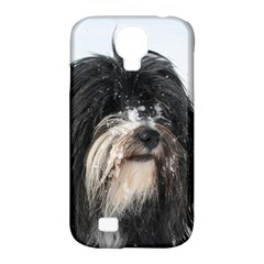 Tibet Terrier  Samsung Galaxy S4 Classic Hardshell Case (PC+Silicone)
