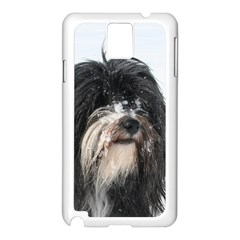 Tibet Terrier  Samsung Galaxy Note 3 N9005 Case (White)