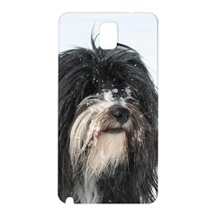Tibet Terrier  Samsung Galaxy Note 3 N9005 Hardshell Back Case