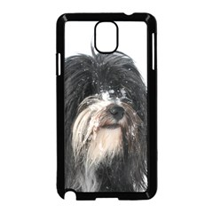 Tibet Terrier  Samsung Galaxy Note 3 Neo Hardshell Case (Black)