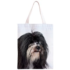 Tibet Terrier  Classic Light Tote Bag