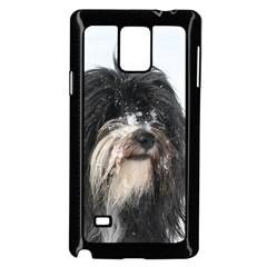 Tibet Terrier  Samsung Galaxy Note 4 Case (Black)