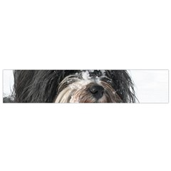 Tibet Terrier  Flano Scarf (Small)