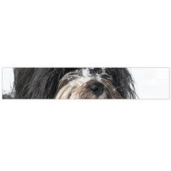 Tibet Terrier  Flano Scarf (Large)