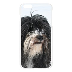 Tibet Terrier  Apple Seamless iPhone 6 Plus/6S Plus Case (Transparent)
