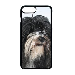 Tibet Terrier  Apple iPhone 7 Plus Seamless Case (Black)