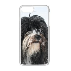 Tibet Terrier  Apple iPhone 7 Plus White Seamless Case