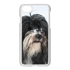 Tibet Terrier  Apple iPhone 7 Seamless Case (White)