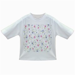 Floral Pattern Background Infant/Toddler T-Shirts