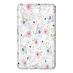 Floral Pattern Background Samsung Galaxy Tab 4 (7 ) Hardshell Case