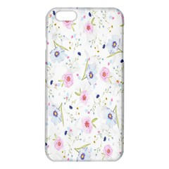 Floral Pattern Background iPhone 6 Plus/6S Plus TPU Case