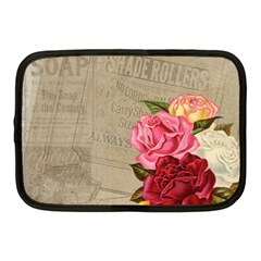 Flower Floral Bouquet Background Netbook Case (Medium)