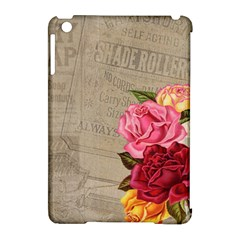 Flower Floral Bouquet Background Apple iPad Mini Hardshell Case (Compatible with Smart Cover)