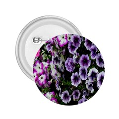 Flowers Blossom Bloom Plant Nature 2.25  Buttons